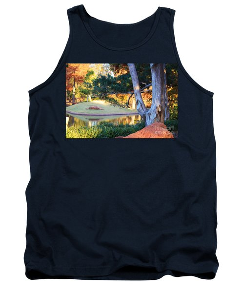 Morning In The Park Tank Top