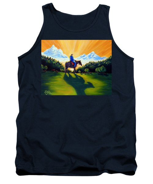 Morning Rounds Tank Top
