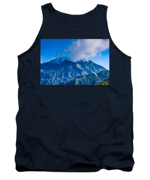 Mount Wai'ale'ale  Tank Top