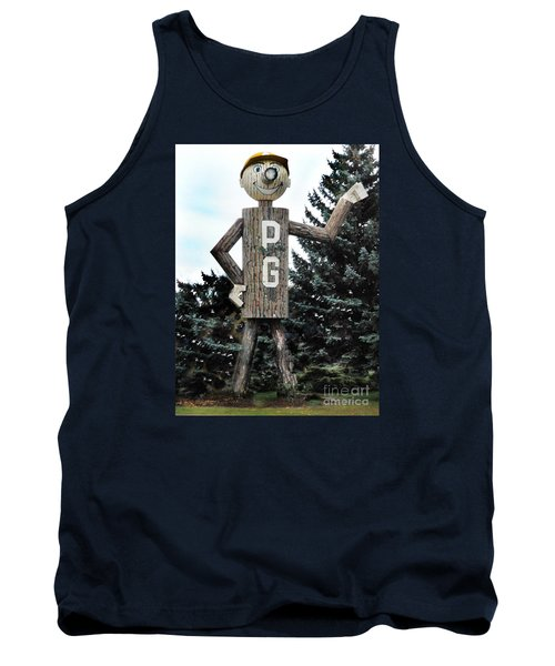 Mr. Pg Tank Top