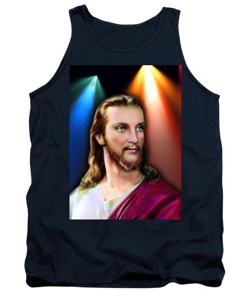My Beautiful Jesus 3 Tank Top