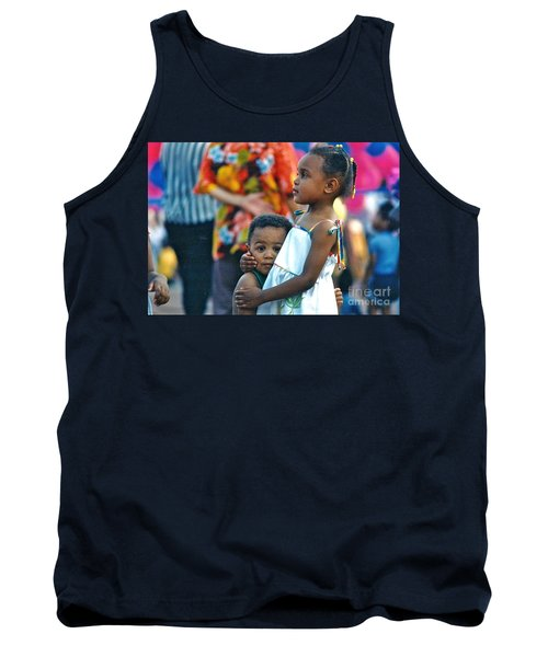 My Brother's Keeper Tank Top by Sean Griffin