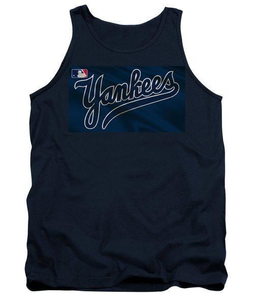 New York Yankees Uniform Tank Top