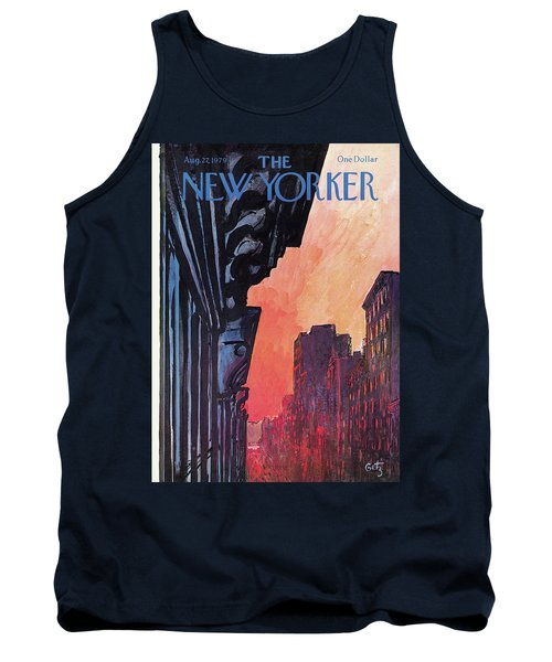 New Yorker August 27th, 1979 Tank Top