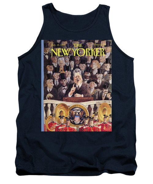 New Yorker January 25th, 1993 Tank Top