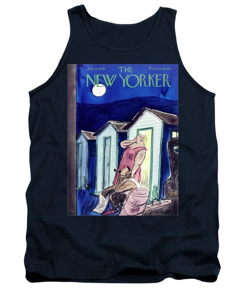 New Yorker July 25 1936 Tank Top