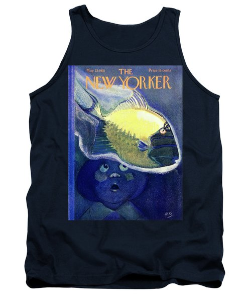 New Yorker May 23 1931 Tank Top