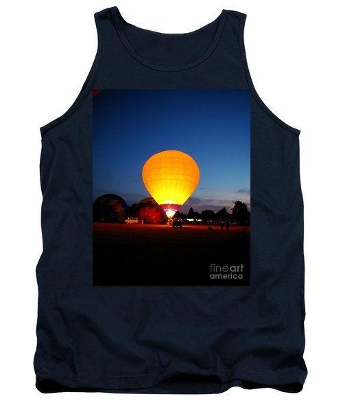 Night's Sunshine Tank Top