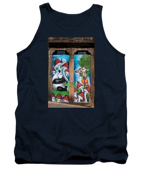 Tank Top featuring the photograph Noah's Ark by Edgar Laureano