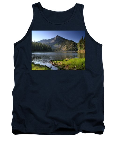 North Face Of Jughandle Mountain Tank Top
