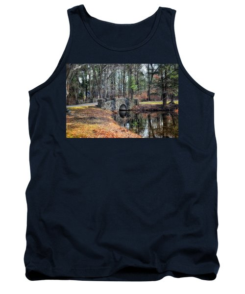 November Reflections Tank Top by Tricia Marchlik