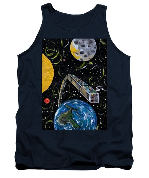 Ny State Of Mind Tank Top