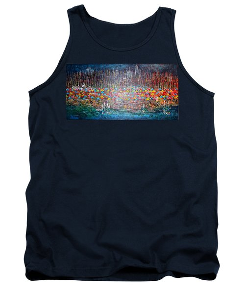 Oak Street Beach Chicago II -sold Tank Top