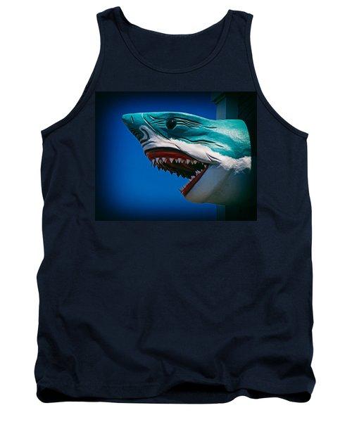 Ocean City Shark Attack Tank Top