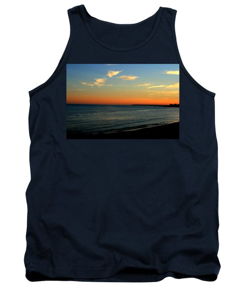 Ocean Hues No. 2 Tank Top