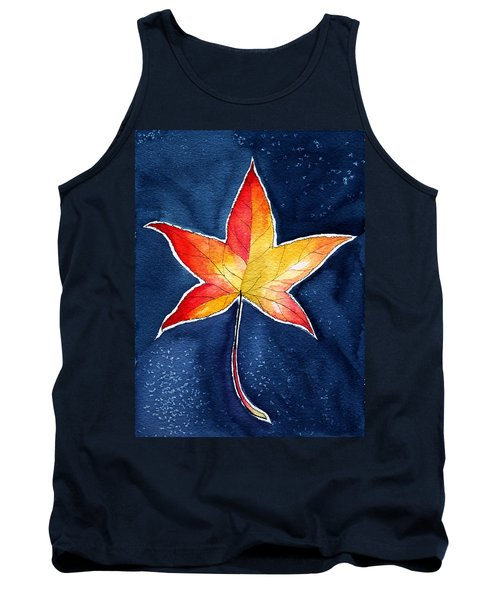 October Night Tank Top