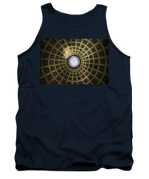 Oculus At The Baths Of Diocleian Tank Top