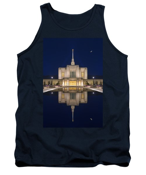 Ogden Temple Reflection Tank Top