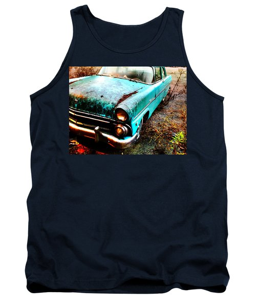 Old Car Tank Top