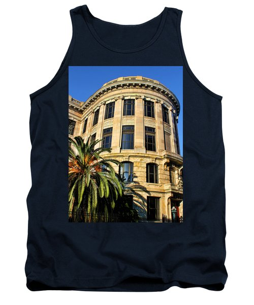 Old Courthouse-new Orleans Tank Top