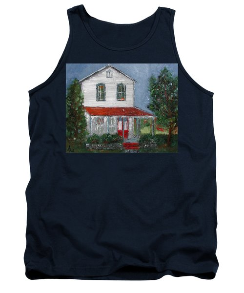 Old Farm House Tank Top