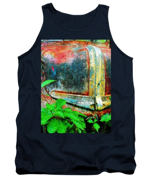 Old Ford #1 Tank Top