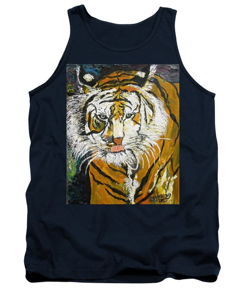On The Prowl Tank Top