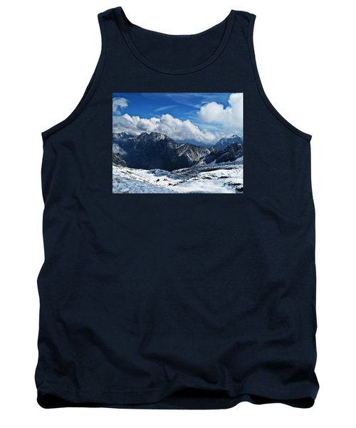 On Top Of Germany Tank Top