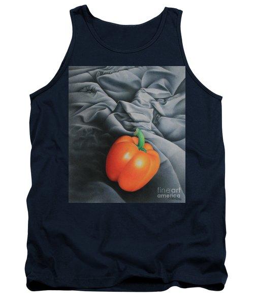 Only Orange Tank Top