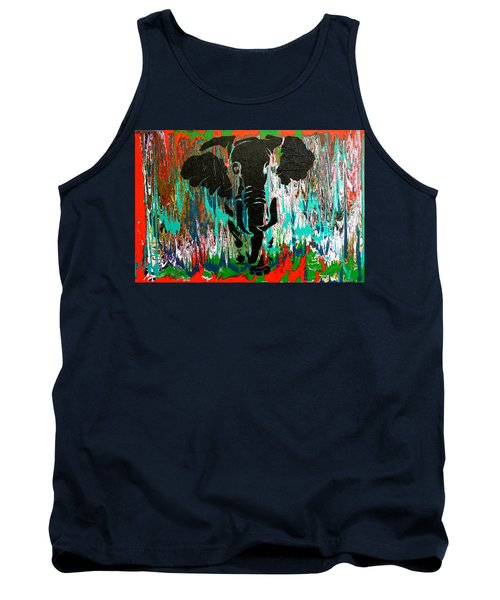 Out Of Africa Tank Top