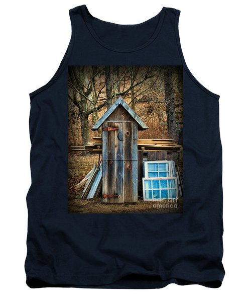 Outhouse - 5 Tank Top
