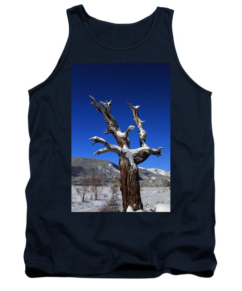 Overlooking The Valley Tank Top