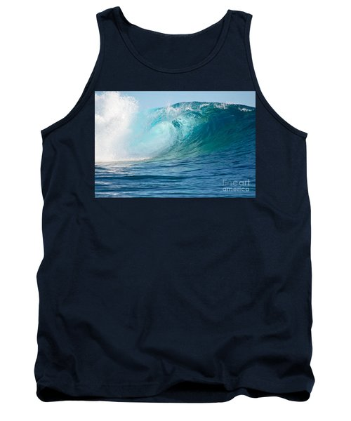 Pacific Big Wave Crashing Tank Top