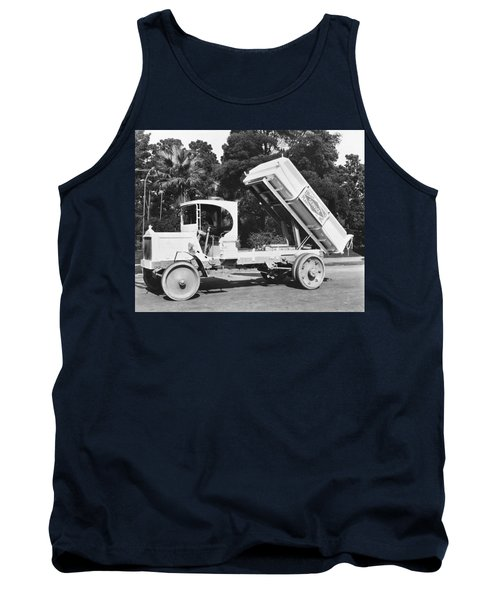 Packard Dump Truck Tank Top