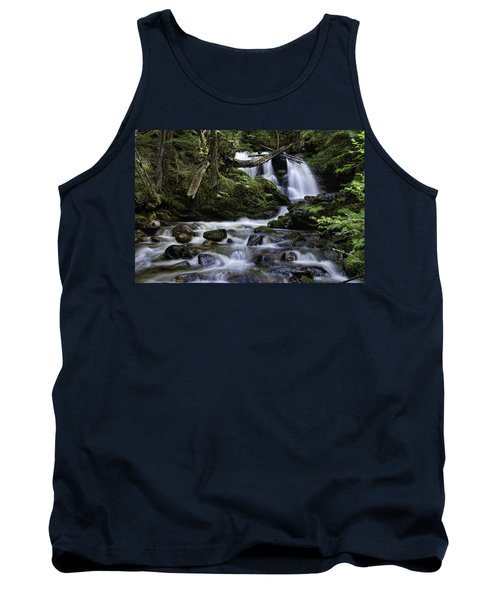 Packer Falls And Creek Tank Top