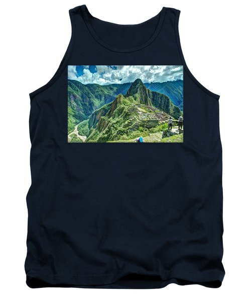 Palace In The Sky Tank Top