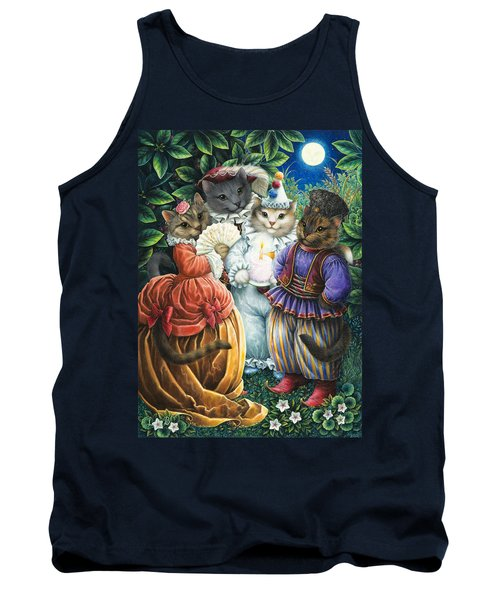 Party Cats Tank Top