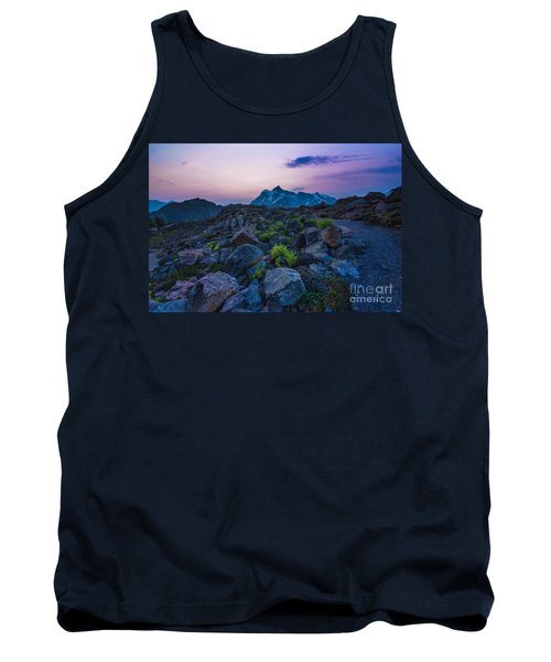 Pathway To Light Tank Top