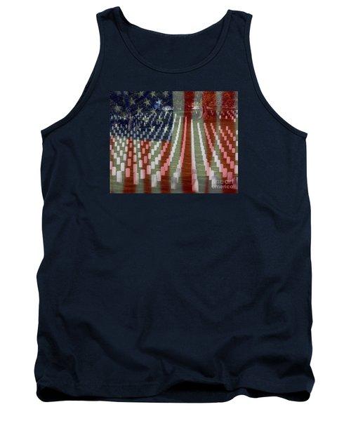 Patriotism Tank Top