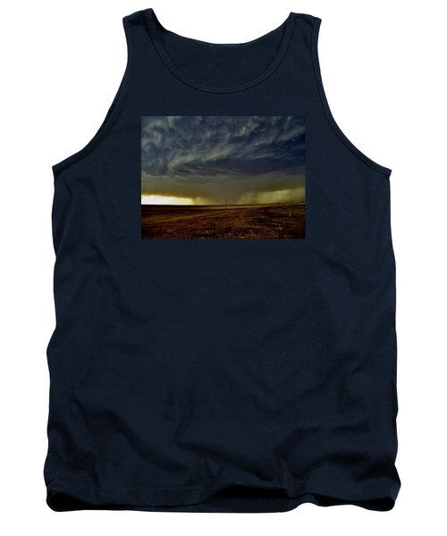 Perryton Supercell Tank Top by Ed Sweeney