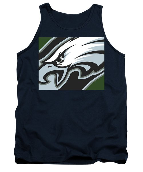 Philadelphia Eagles Football Tank Top