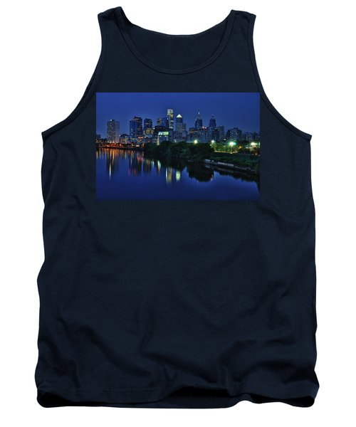 Philly Skyline Tank Top