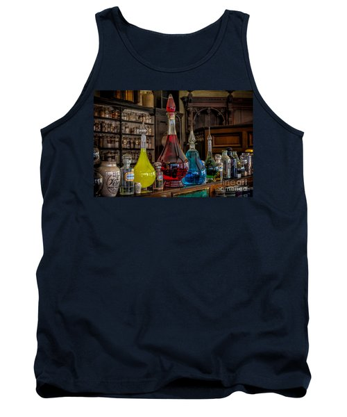 Pick An Elixir Tank Top by Adrian Evans
