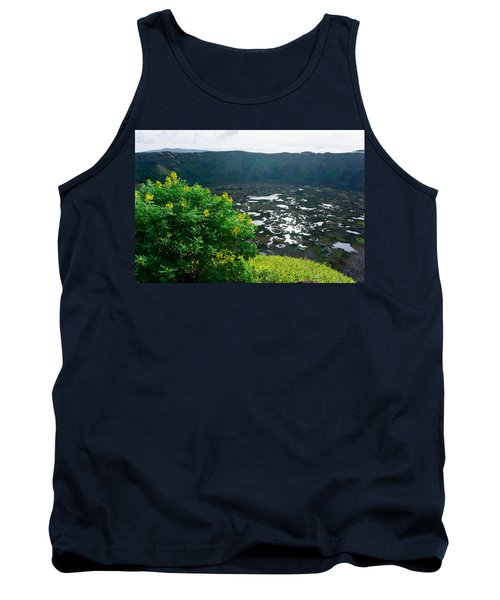 Piercing Sunlight Tank Top