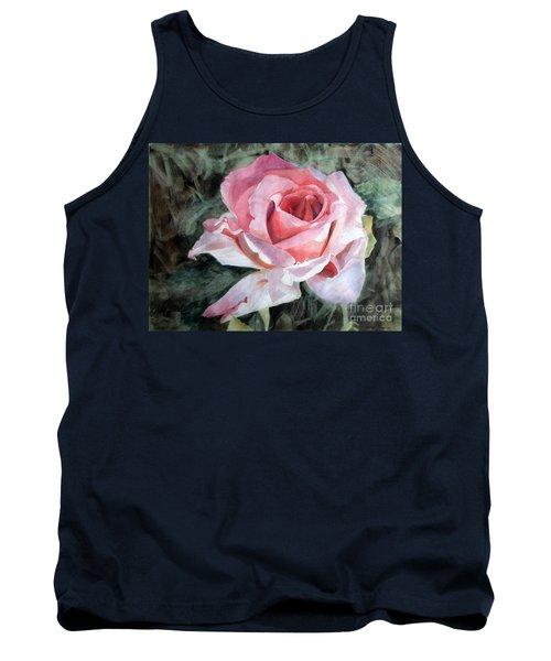Pink Rose Greg Tank Top