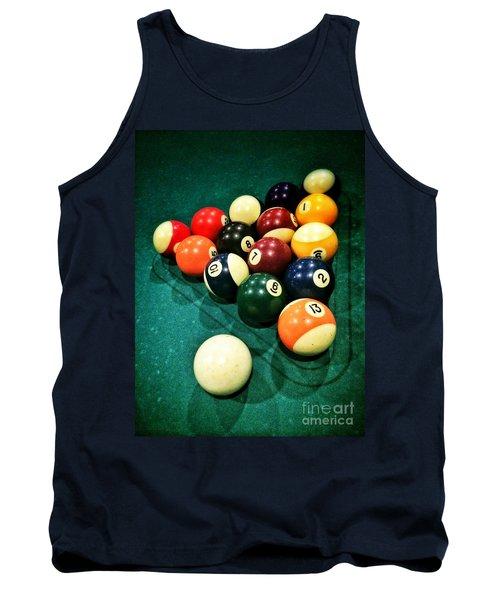 Pool Balls Tank Top