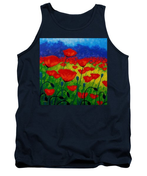 Poppy Corner II Tank Top