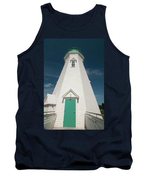 Port Dalhousie Lighthouse 9057 Tank Top