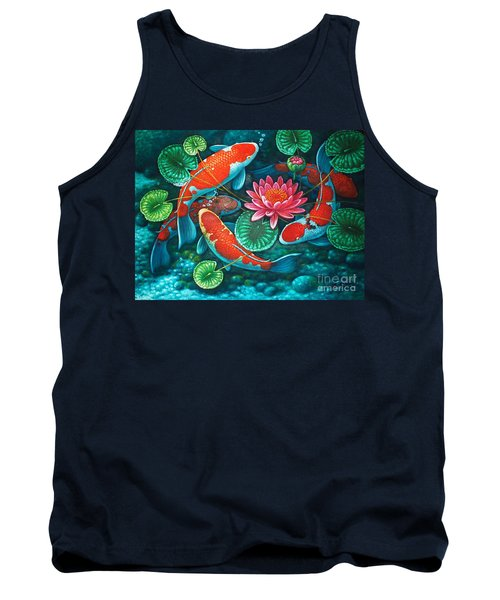 Prosperity Pond Tank Top