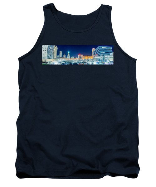 Tank Top featuring the photograph Providence by Alex Grichenko